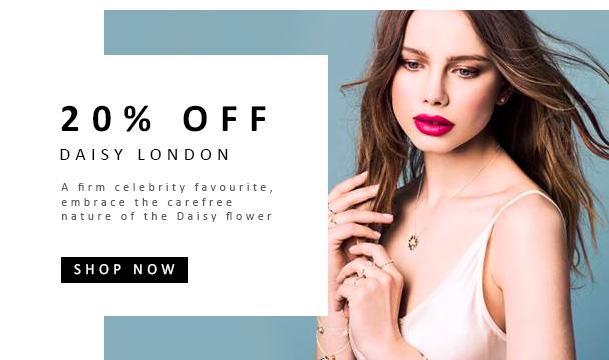 20% OFF Daisy London