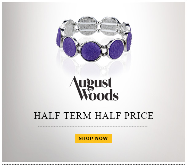 50% off August Woods