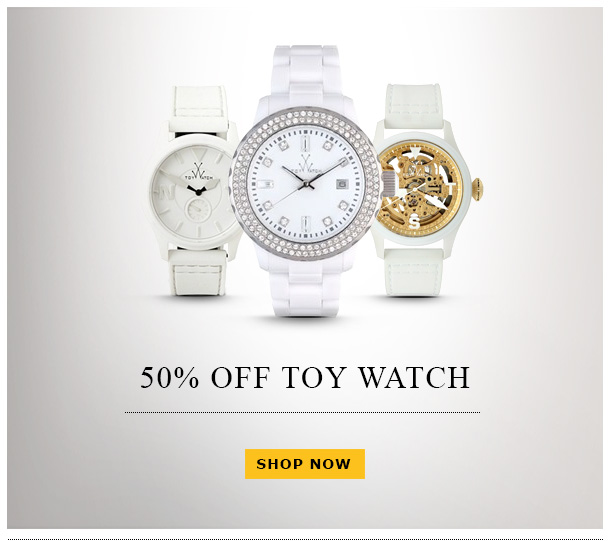 50% off Toy Watch
