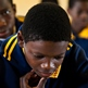 African teenager