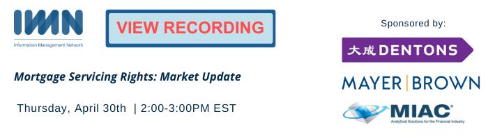 MSR_Market_Update