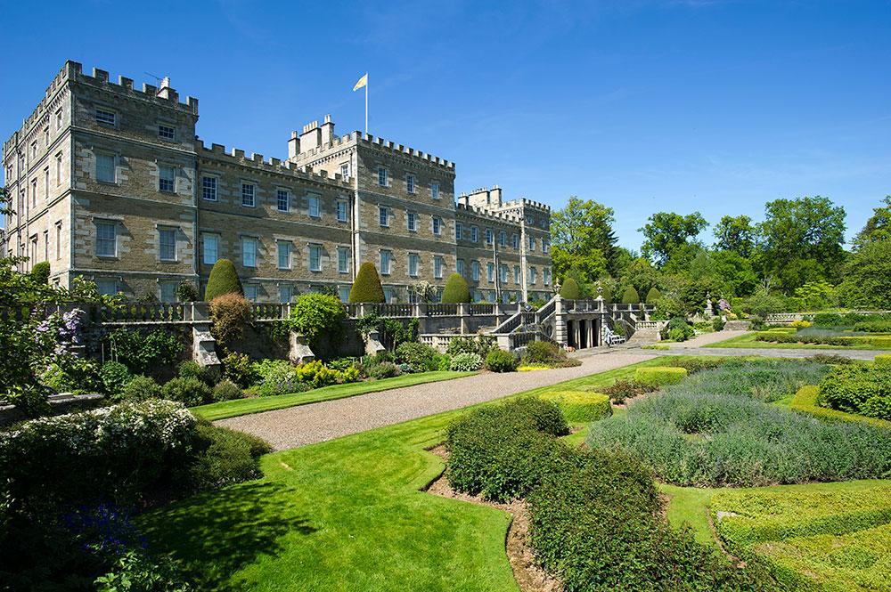 Mellerstain House & Gardens