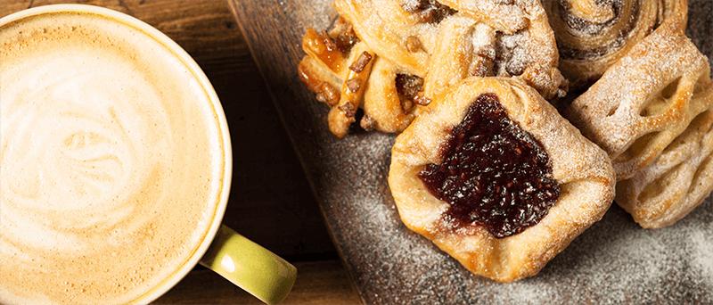 Scandinavian pastries