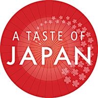 A Taste of Japan logo