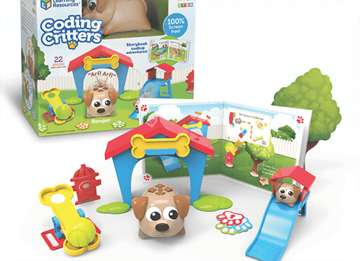Coding Critter products