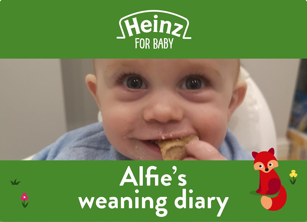 Meet baby Alfie