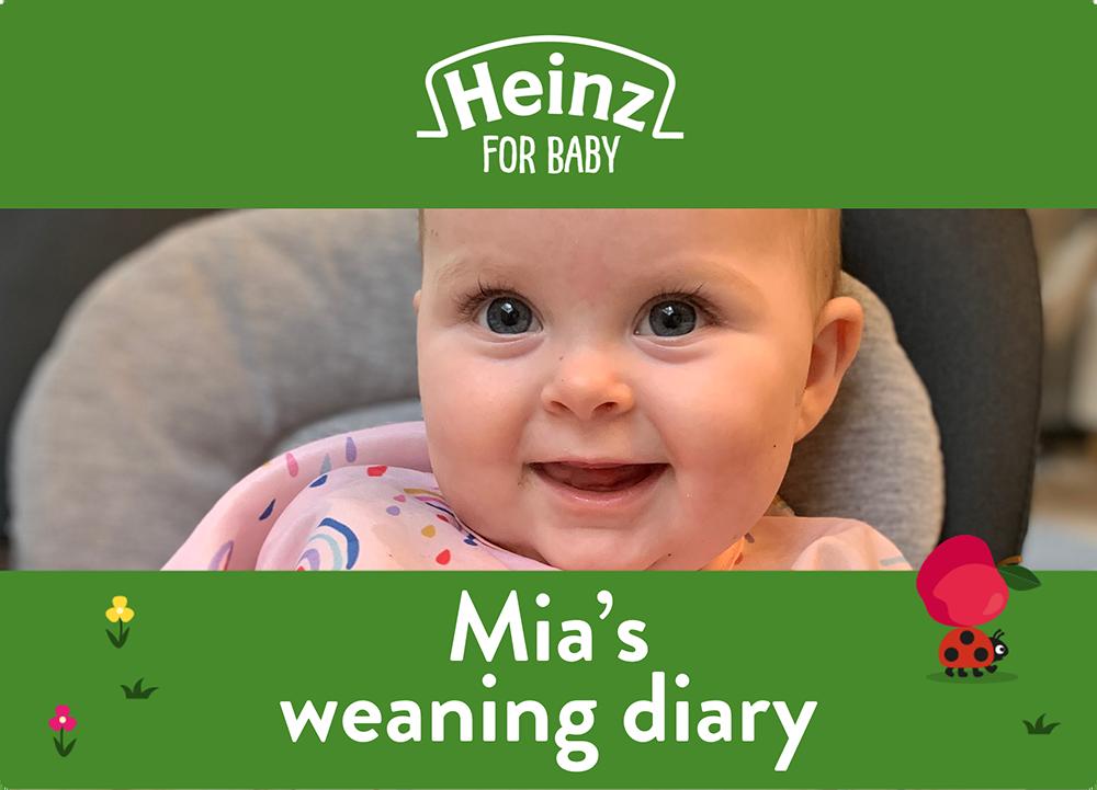Meet baby Mia