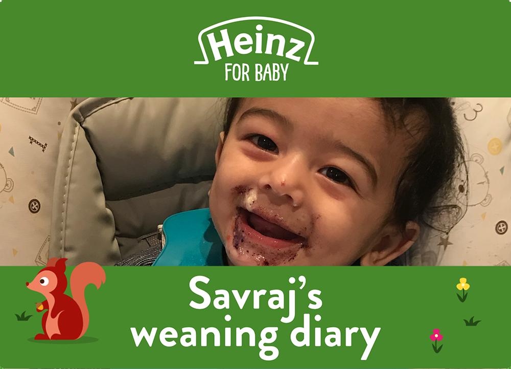 Meet baby Savraj