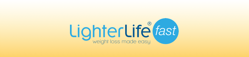 Lighter Life Fast logo - weight loss made easy