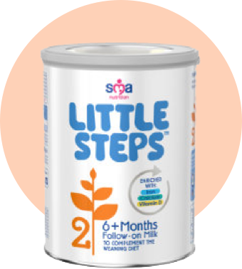 Little Steps 6+ Months Follow-on Milk product