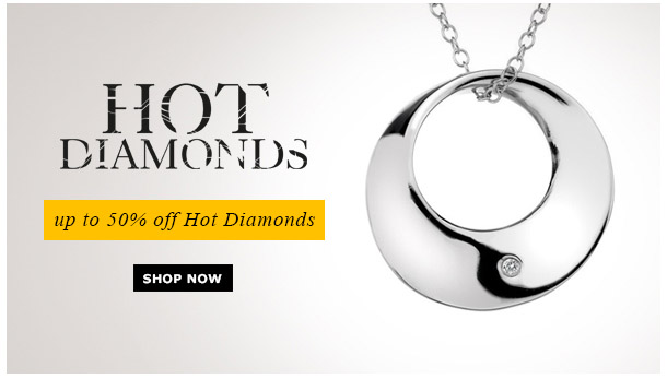 Hot Diamonds - up to 50% off Hot Diamonds - Shop Now