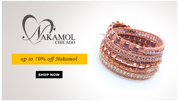 Nakamol - up to 70% off Nakamol - Shop Now