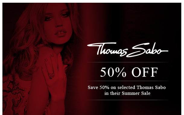 Sale. Save up tp 50%. Further offers<br /> available. PANDORA.