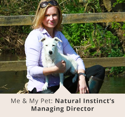 Me & My Pet: Natural Instinct's Managing Director
