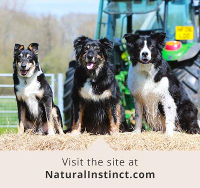 Visit naturalinstinct.com