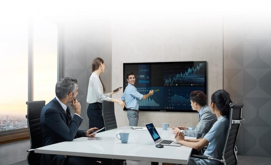 会议平板及触控一体显示系统