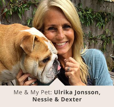Me & My Pet: Ulrika Jonsson